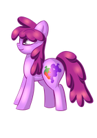 Berry by goldenmercurydragon