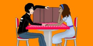 Zutara - Grease Crossover by kelso895