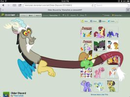 Discord Does Not Care For Your Puny HTML by StarryOak
