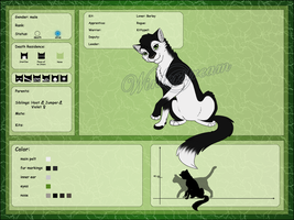 Character Sheet - Barley by Winterstream