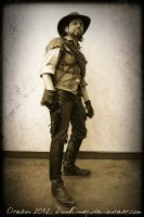 John Marston cosplay by DonnKinney