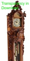 Grandfather clock 12 by BrokenFeline-Stock