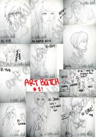 Art Batch no.1 by lolita-child