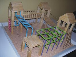 Play Ground Desing by Oigres-Undead