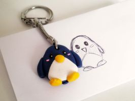 Penguin by Code-hearts