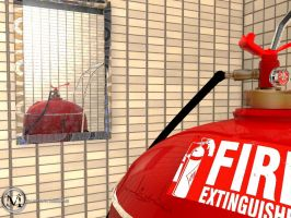 Fire extinguisher  3 by msk11