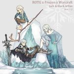 winter is coming(no by Pagodon