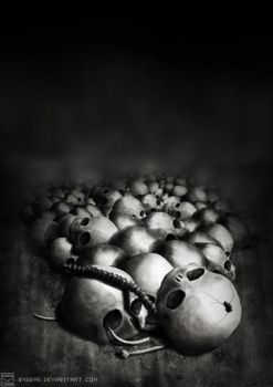 in_the_dark_-_skulls by smgbas