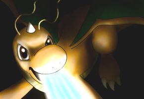 Dragonite by StardogChampion94