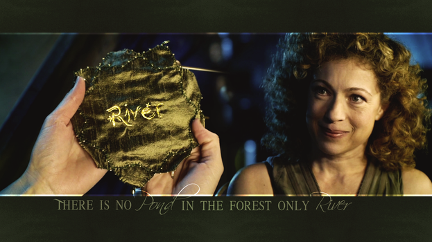 ENIGMA OF RIVER SONG by PrinceVoldy-TLK