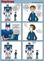Heydaze Soundwave Comic by StudioBueno