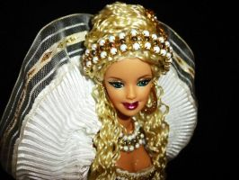 Calypso barbie doll by dakotassong