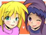 GROUP 5 - Liza and Diana by Vannamelon