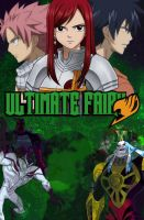 Ultimate Fairy Cover Art #3 by TallGuy94