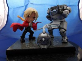 Elric Brothers 11/11 by acidraw