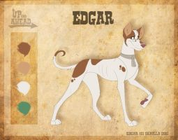 Edgar - Character Sheet by Skailla