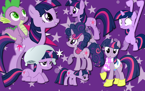 Twilight Sparkle wallpaper 8 by AliceHumanSacrifice0