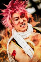 Natsu Dragneel - All Fired Up by WhenWasThisTaken