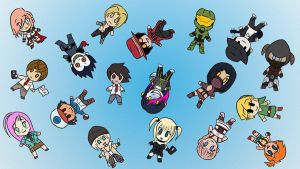 Chibi Wallpaper by WhatsHisFace666