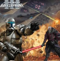 star wars battlefront 3 cover by deviant-rebel