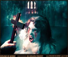 The Exorcism Of Lucy Westenra by AvelinaDeMoray