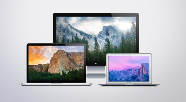 OS X Yosemite Developer Preview 6 Wallpapers by JasonZigrino