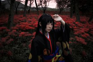 Ai Enma2_Hell Girl by AMPLE-COSPLAY