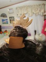 Ozai's Fire Nation Crown For Sale! by Bella-Swan111