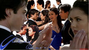Damon and Elena PNG PACK 1 by EternityOfLove