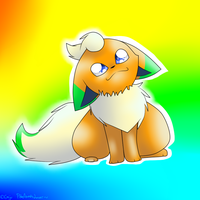 Another Contests Entry For FlareAKACuteFlareon by PokeAnimalsLover