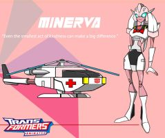 TFA Minerva by Shadypenpen