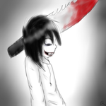 Jeff the Killer by Yewberryz