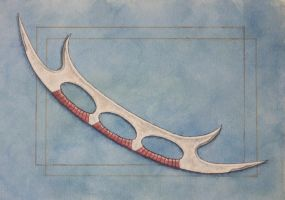 Bat'leth by TribalGraces