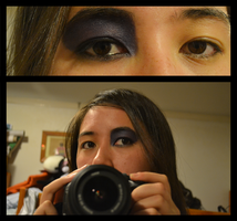 OCCosplay: Emperatriz Make Up Test by heilei