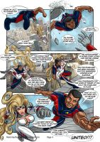Deviant Universe August Challenge Page 4 by Kaufee