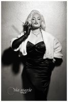 The Modern Marilyn by viamarie
