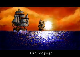 The Voyage by Ark-of-Menphis