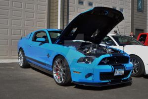 Shelby GT500 Super Snake by JPLee