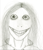 Jeff the Killer sketch by Shadow-Industries