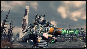 Fallout3 a brotherhood of steel by gamer1312