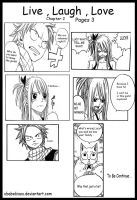 Live, laugh , lover Chapter 2 pages 3 by felixne