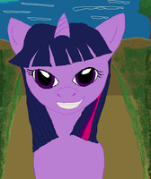 Twilight Sparkle by GuillermoGage