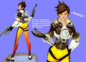Tracer Controversy by dnxpunk