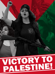 Victorious Palestine by Party9999999