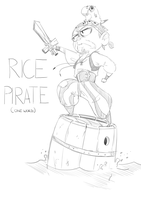 Ricepirate by SheYuki