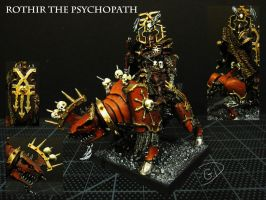 Rothir The Psychopath by aaronprovost