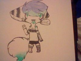 . : 10 point Emo anthro adopt : . CLOSED by nemo-chanx