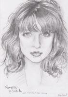 Florence + the machine by xPrettyPortraitx