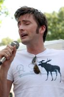 David Tennant singing by cullen1640