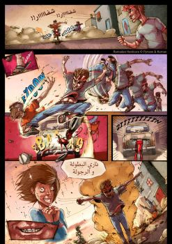 Planche 2def by Pyroow